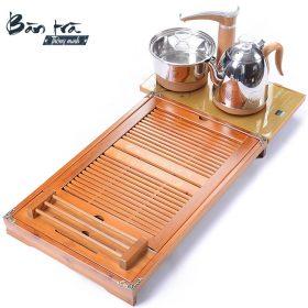 Bàn trà điện thông minh bộ bếp rời
