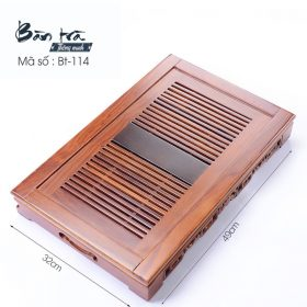 Bàn trà gỗ tự nhiên đẹp BT-114