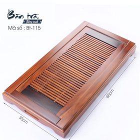 Khay trà gỗ tự nhiên BT-115